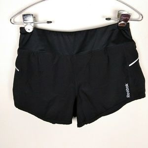 Reebok Ace Running Shorts Black